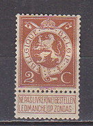 PGL D0328 - BELGIE Yv N°109 *