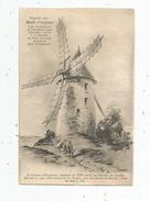 Cp , 95 , ARGENTEUIL ,le Moulin D'ORGEMONT , Illustrateur , Signée : Protin , Vierge - Argenteuil