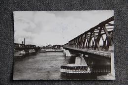 STRASBOURG - Pont Du RHIN, La Frontière ( Voir Cachet Au Verso). - Strasbourg