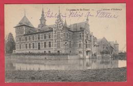 St.-Truiden - Kasteel Van Ordingen - 2 ( Verso Zien ) - Sint-Truiden