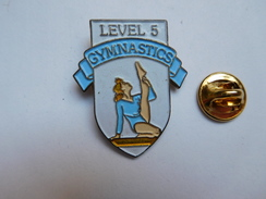 Beau Pin's , Gymnastique , Level 5 , Gymnastics , Pin Up - Gymnastiek