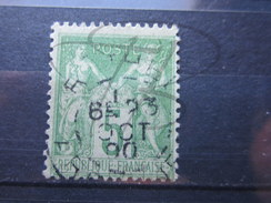 VEND BEAU TIMBRE DE FRANCE N° 102 !!!! - 1898-1900 Sage (Type III)
