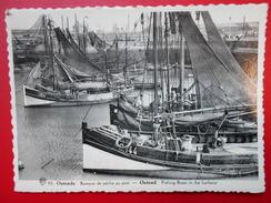 Oostende :Bateaux De Pêche Au Port (O20) - Oostende
