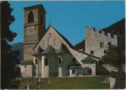 Klosterkirche St. Johann Müstair (GR) Erbaut Um 880 - Karolingische Fresken - Photo: Furter - GR Grisons