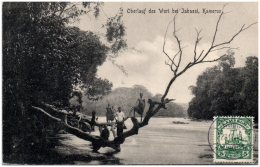 Oberlauf Des Wuri Bei Jabassi KAMERUN - Oblitération De Douala Du 22/12/13