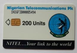 Nigerian Telecommunications 200 Units