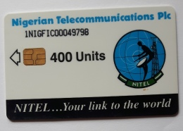 Nigerian Telecommunications 400 Units - Nigeria
