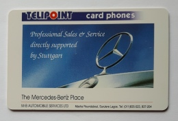 Nigeria Telepoint Mercedes Benz Place 250 Units