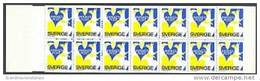 ZWEDEN 1980 Postzegelboekje Rabat PF-MNH-NEUF - Carnets