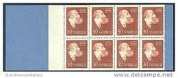 ZWEDEN 1960 Postzegelboekje G Frõdding PF-MNH-NEUF - Carnets