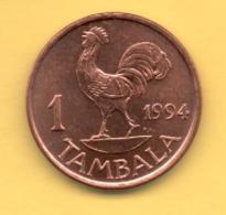 MALAWI - 1 Tambala 1994 SC  KM7 - Malawi