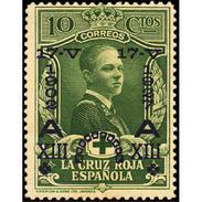 ES352STV-LFT**352S.España. Spain   Espagne.JUBILEO DEL REY  ALFONSO Xlll.1927 (Ed 352*) MAGNIFICO - 1889-1931 Reino: Alfonso XIII