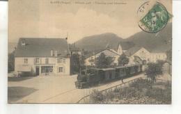 Saint Amé, Tramway Pour Gerardmer - France