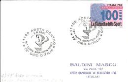 POSMARKET 1996 ITALIA - Ciclismo