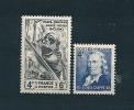 France Timbre De 1944  N°618/19 ** Neuf Sans Charnière - Ungebraucht