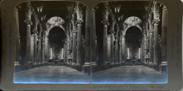 R.Y.Young, Italy, Genua, American Stereoscopic Company - Stereoscoop