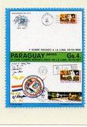PARAGUAY / APOLLO 11 Timbre Dentelées Neuf MNH Cote 2.00 Vente 0.70 Euros