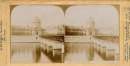 T.W.Ingersoll, Paris, Pont Des Arts - Stereoscoop