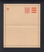 KuK Umschlag Mit Zudruck Ungebracht (3) - Entiers Postaux
