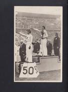 Dt. Reich AK Olympia 1936 Die Sieger Im Diskuswerfen Für Frauen - Olympic Games