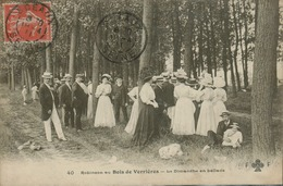 92 - Robinson - Robinson Au Bois De Verrières - Le Dimanche En Ballade - Le Plessis Robinson