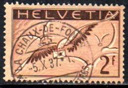 08868 Suiça Aéreo 15 Carta Alada U - Poste Aérienne
