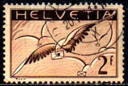 08868 Suiça Aéreo 15 Carta Alada U (b)