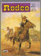 RODEO Edition SEMIC Mensuel N° 516 Août 1994 - Rodeo