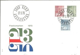 FDC 1970 - FDC