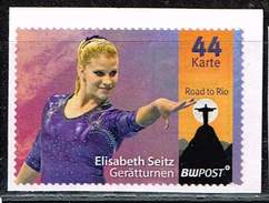 BWPost, Elisabeth Seitz Geräteturnen - [7] République Fédérale