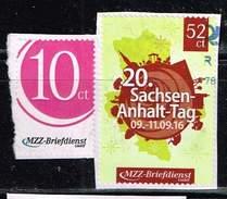 MZZ Briefdienst, 20. Sachsen-Anhalt-Tag 2016 - [7] République Fédérale