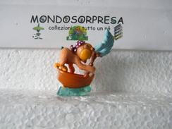 MONDOSORPRESA, (SC09- 30) FERRERO LOS PAPPAGALLOS, ITALIANA, BIAGIO NAUFRAGIO - Monoblocchi