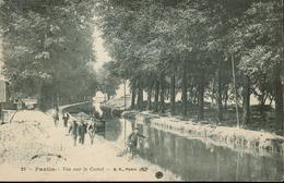 93 - Pantin - Vue Sur Le Canal - Pantin