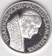 MEDAGLIA -  Tre Medaglie Commemorative : Papa Leo XIII, Giovanni XXIII, Giovanni Paolo II - Italia