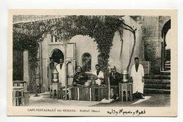 Cafe-Restaurant Des Ousaya - RABAT - Rabat