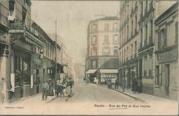 93 - Pantin - Rue Du Pré Et Rue Hoche - Pantin