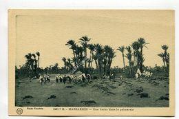 MARRAKECH - Une Harka Dans La Palmeraie - Marrakesh