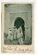 Marrakesch - Porta Di Ben Soliman - Marrakesh