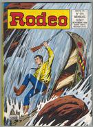 RODEO Edition SEMIC Mensuel N° 519 Octobre 1994 - Rodeo