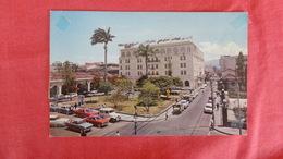Gran Hotel San Jose Scotch Tape On Card Costa Rica--Has Stamp & Cancel---  Ref 2568 - Costa Rica