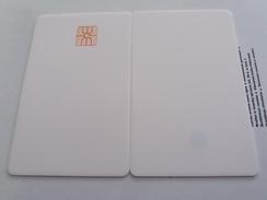 2x Telefonkarte Phonecard Monaco - Misprint Fehldruck Fake Test Demo