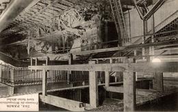 PARIS  TRAVAUX DU METROPOLITAIN GARE SAINT MICHEL - Stations, Underground