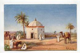 MOROCCO - A Moorish Sainthouse - Morocco