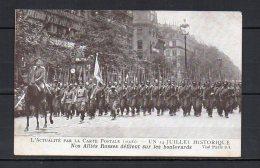 Un 14 Juillet Historique, 1916, 3cpa - Oorlog 1914-18