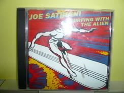 "Joe Satriani""CD Album""Surfing With The Alien"" - Hard Rock & Metal"