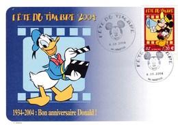 CARTE POSTALE FETE DUTIMBRE2004 PERTUIS 06/03/2004 (dil296) - Disney