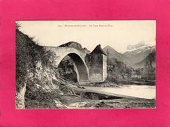 38 ISERE, Environs De GRENOBLE, Le Vieux Pont De Claix, (A. V.) - Grenoble