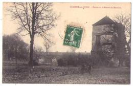 (10) 135, Nogent Sur Seine, Birrer, Entrée De La Ferme De Bernière - Nogent-sur-Seine