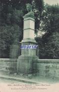 CPSM 9X14 De MAUZE Sur Le MIGNON (79) - STATUE à RENE CAILLE Né à MAUZE En 1799 N° 10834 - Mauze Sur Le Mignon