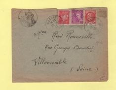 Marnay - Haute Saone - 10-1-1942 - 1921-1960: Periodo Moderno